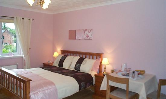 Cloudside Bed and Breakfast Loch Lomond