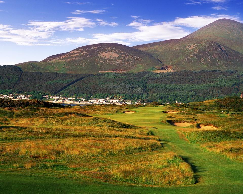 Royal County Down Golf Club Northern Ireland Ireland 39 S