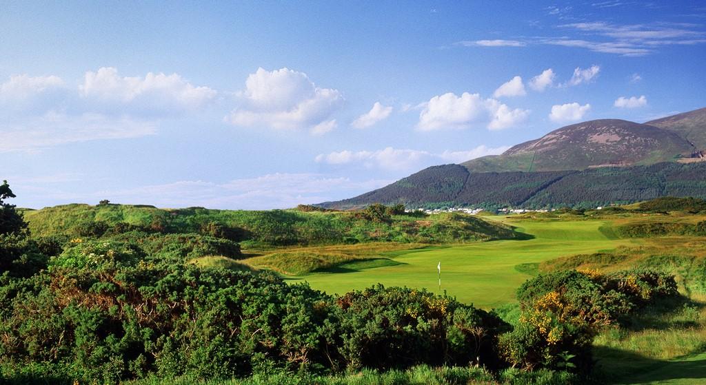 Royal county down golf club northern ireland ireland 39 s for Royal county down