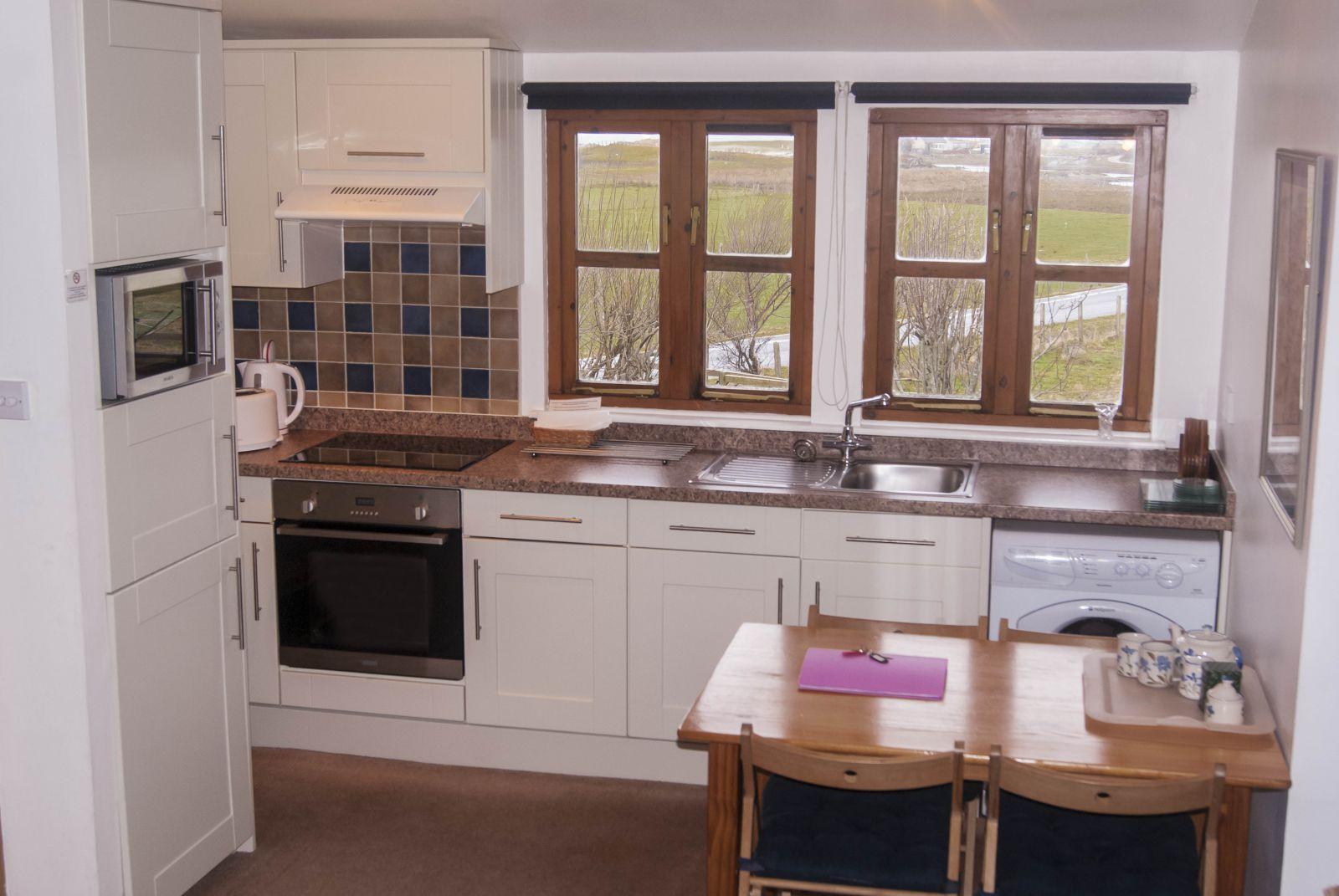Island View Kitchen