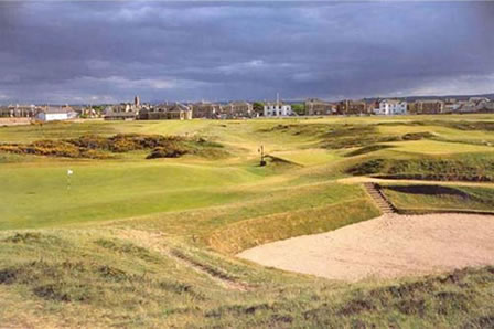 4 nights B&B - rounds at Gailes Links, Prestwick St Nicholas, Irvine Bogside, Lochgreen & Dundonald Links