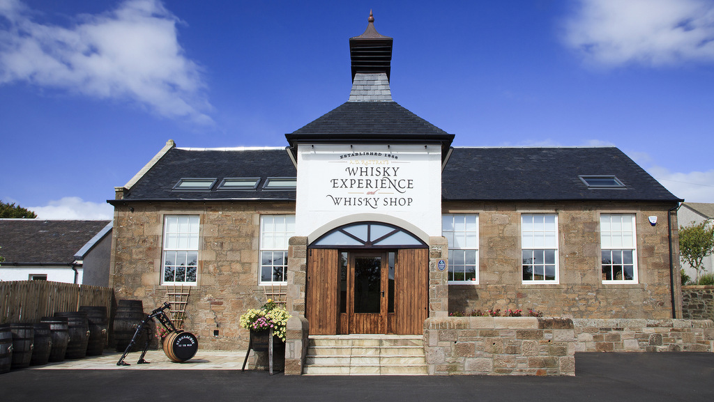 AD Rattray Whisky Experience and Shop