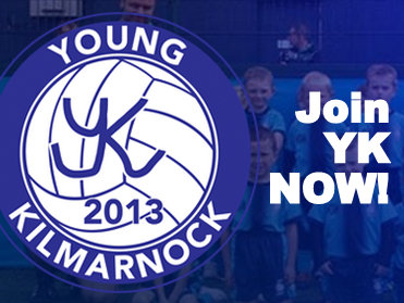 Sign up your kids for Young Kilmarnock