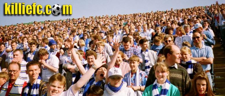 Image result for killie fans joy