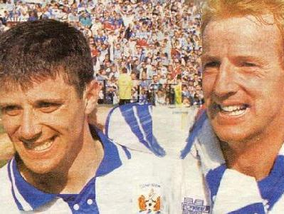 Killie stay up on the final day of Season 93-94.