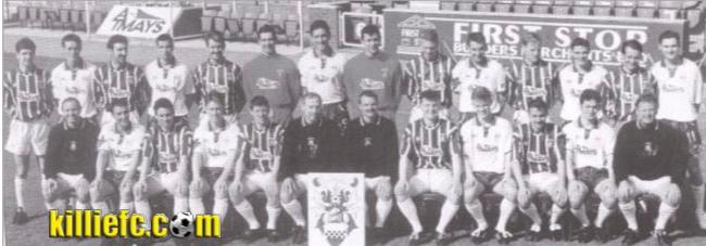 94-95 Kilmarnock FC