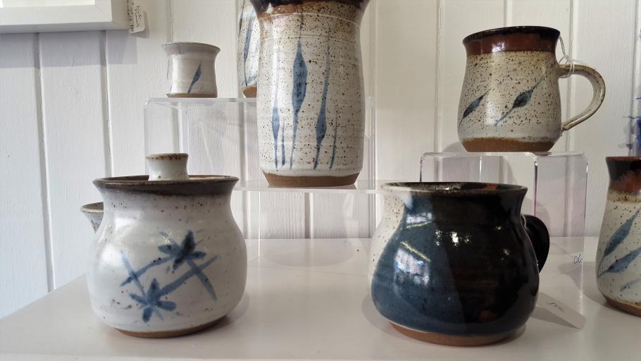 Original handmade pottery from Scotland