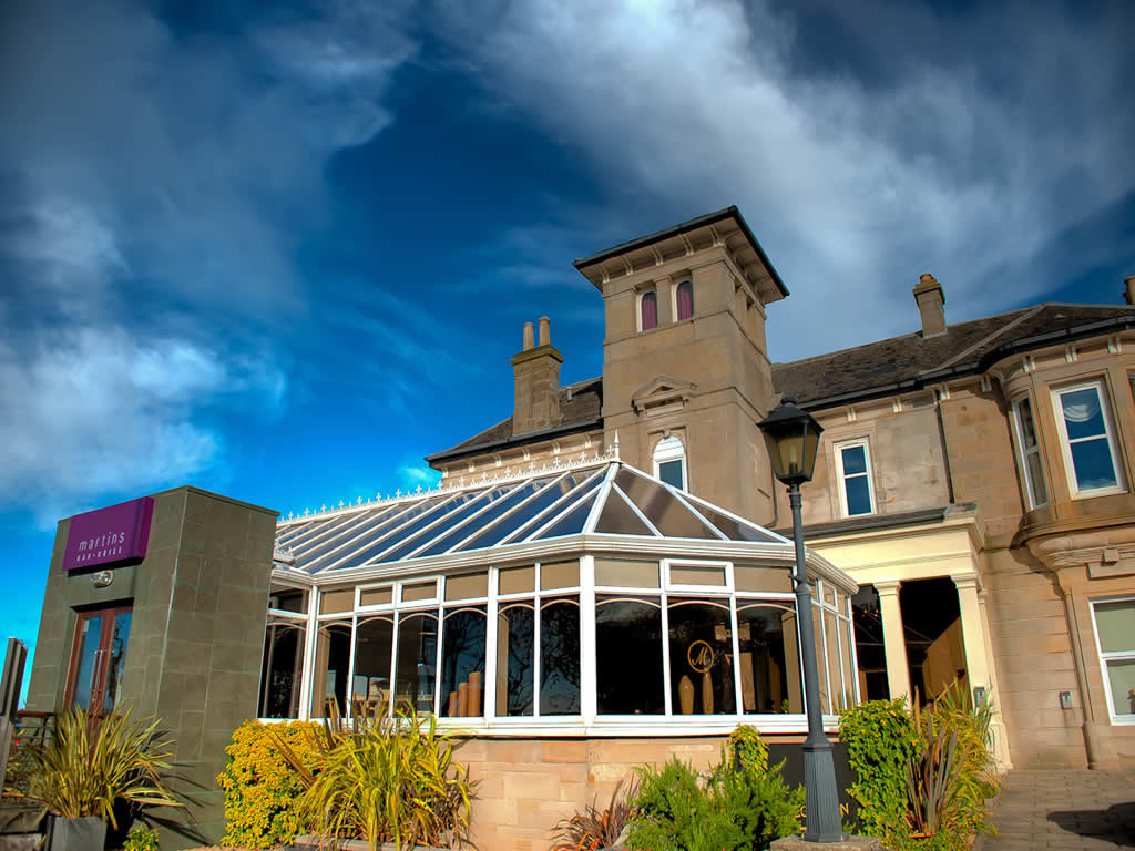 Fairfield House Hotel Four Star Hotel Accommodation Ayr