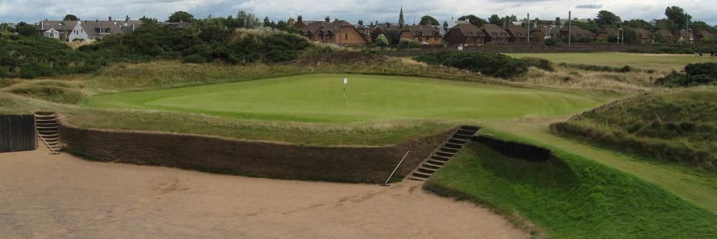 One Ayrshire | Three Open Championship Courses