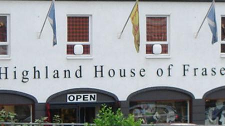 Highland House of Fraser
