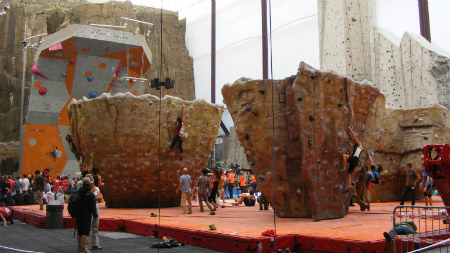 Edinburgh International Climbing Area