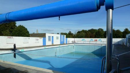 New Cumnock Outdoor Swimming Pool