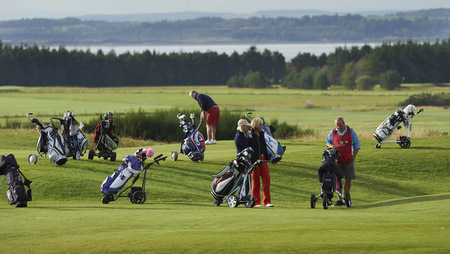 The Royal Golf Hotel is the Ideal location for golfing breaks in the Scottish Highlands and received the 'Scottish Golf Hotel of the year 2011' award