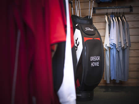 An extensive range of golf equipment at competitive prices