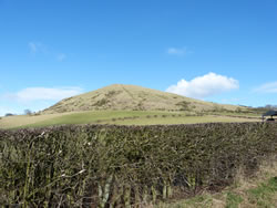 Largo Law just a few minutes from The Old Manor Hotel