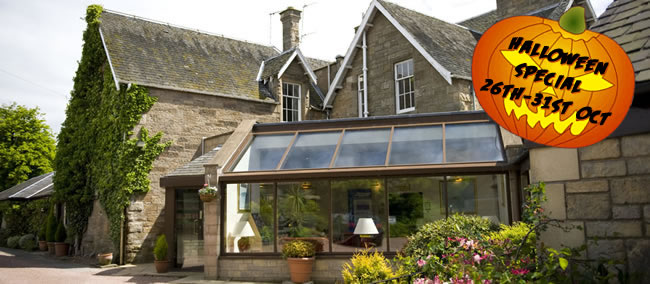 The Old Manor Hotel, Lundin Links, Fife