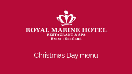 Join us for Christmas Day Lunch