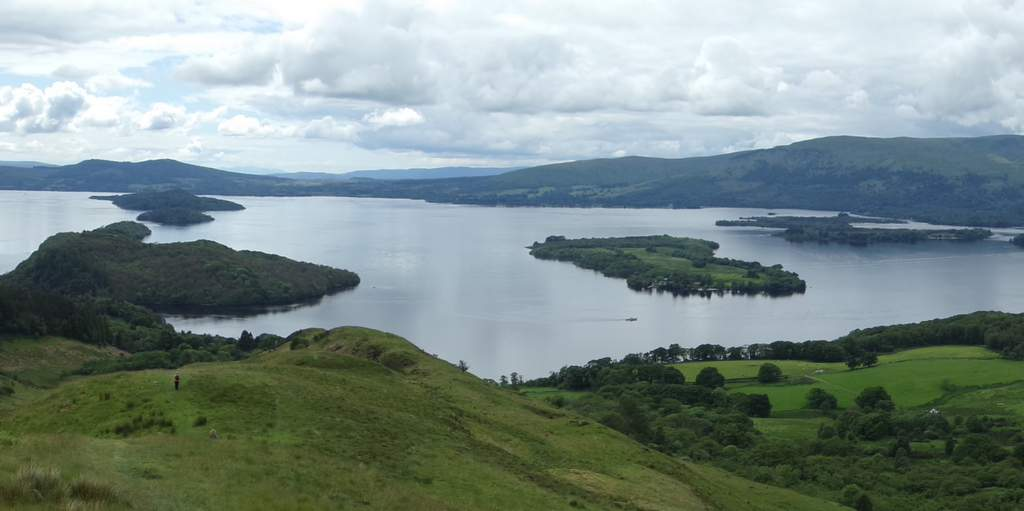 Ideally located for a visit to Loch Lomond National Park