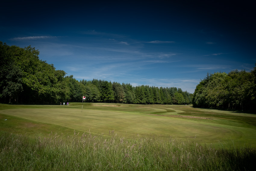 Kinross Golf Courses
