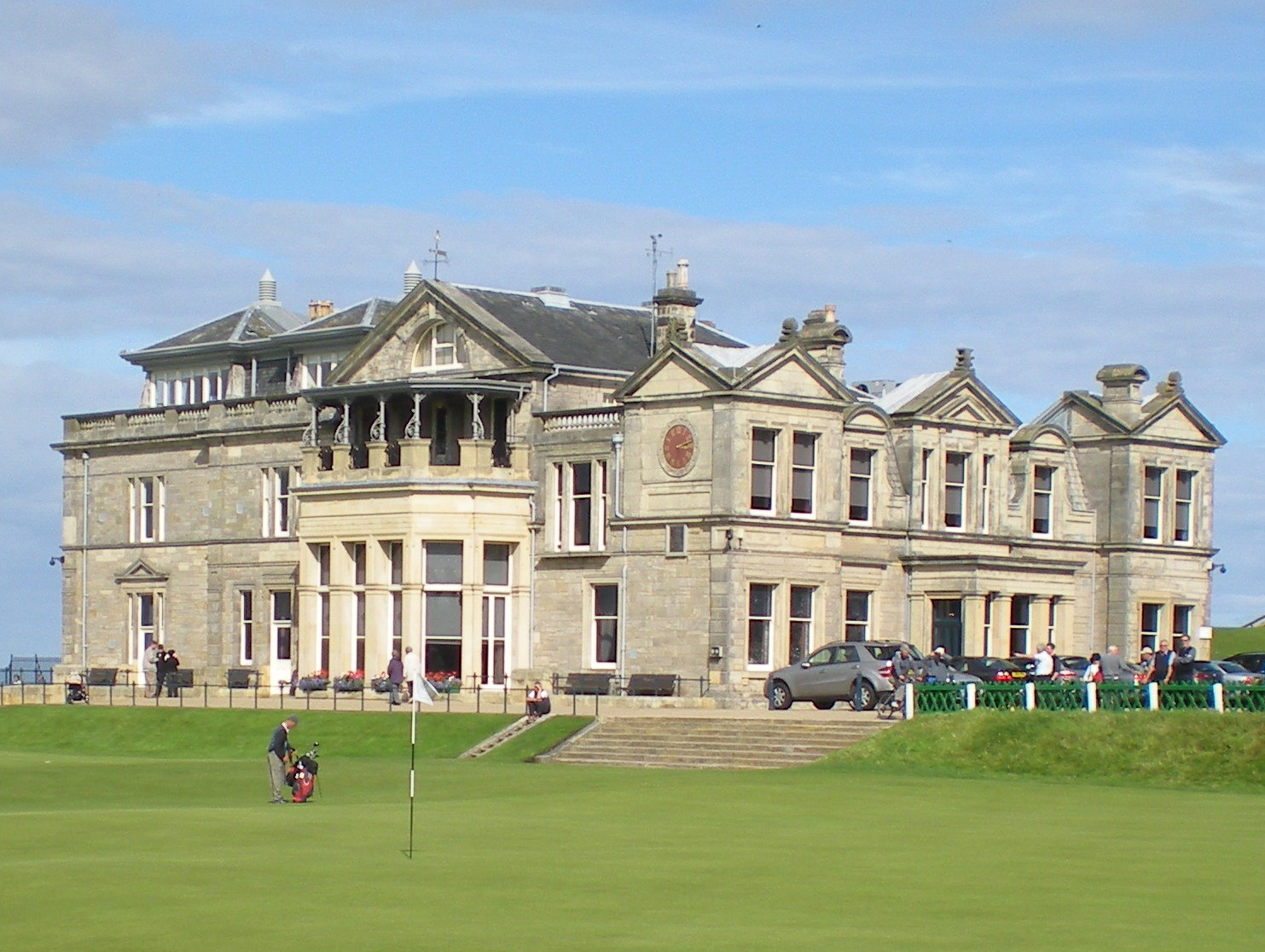 Accommodation in St Andrews, Fife & Carnoustie