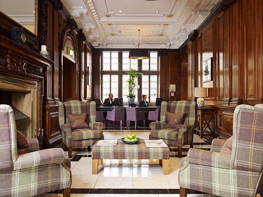 Star Hotels In Edinburgh With Spa