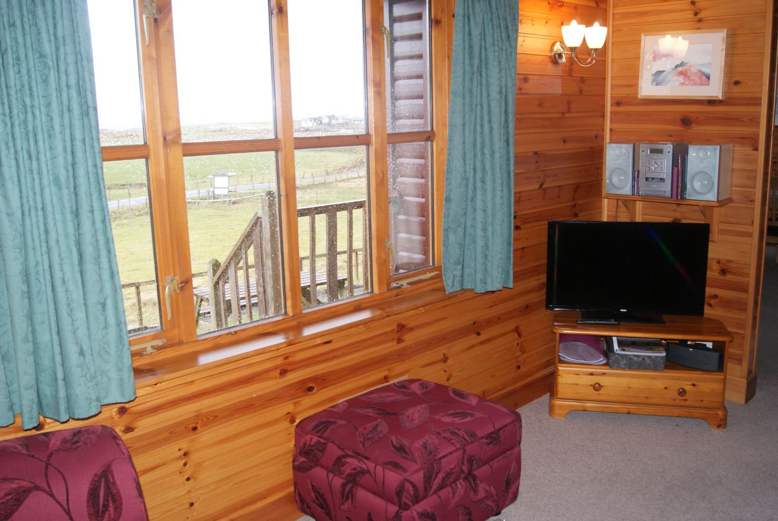 Creag Mhor Living Room