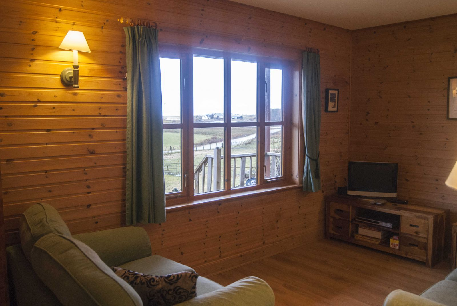 Glen Mhor Living Room