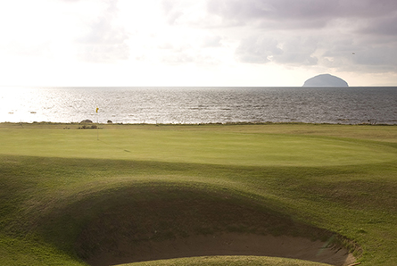2 nights & 3 rounds from £199.00pp including ferry with car. Click for more details & Booking