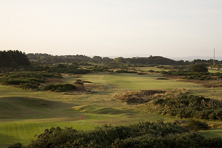 2 nights & 2 rounds from £185.00pp including ferry with car. Click for more details & Booking