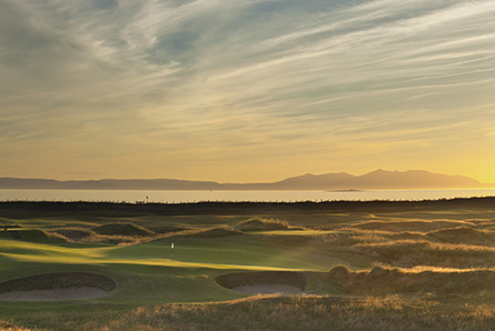 5 nights superior Accommodation B&B, 5 rounds incl Royal Troon, Prestwick, Dundonald Links, Western Gailes & Gailes Links from £980pp