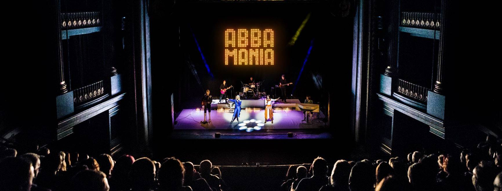 ABBA MANIA CHRISTMAS PARTY NIGHT