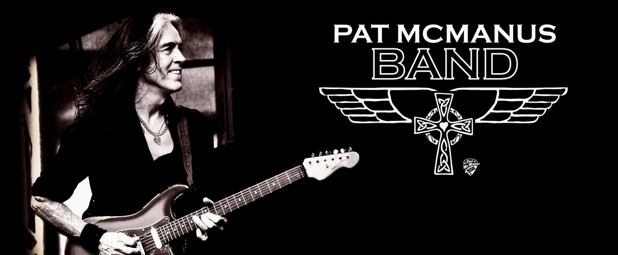 Pat McManus Band plus Support