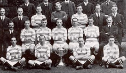 Killie Win Their 1st of 3 Scottish Cups