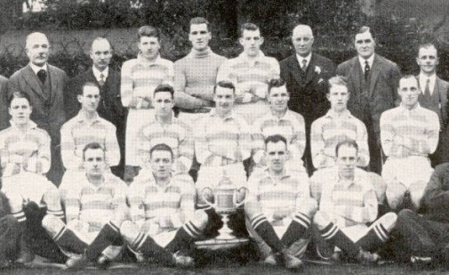 Killie Win Their 2nd of 3 Scottish Cups