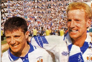 Final Day Survival for Killie to end Season 1993-94!