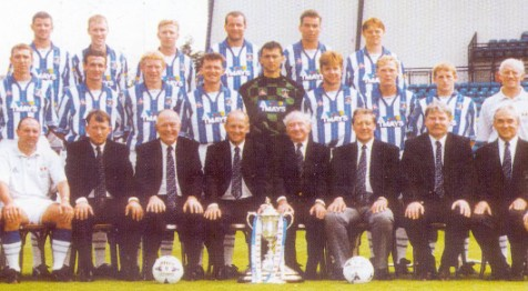 Killie win their third Scottish Cup.