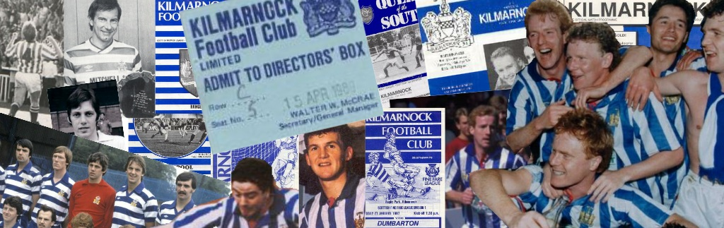 Killie History: The 1980's