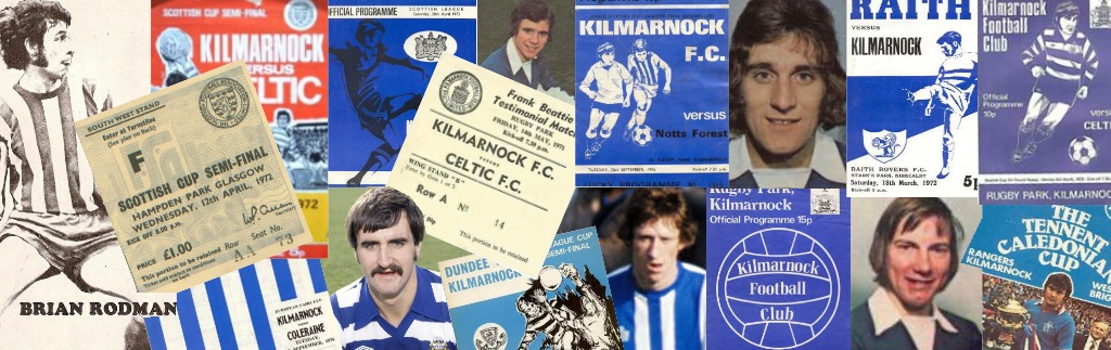 Killie History: The 1970's