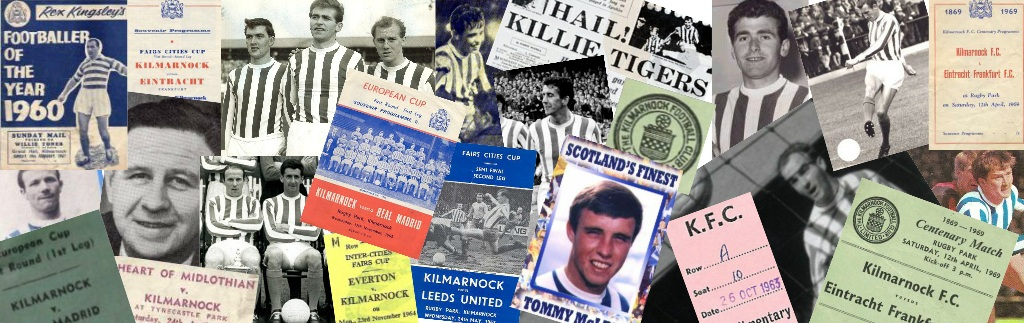Killie History: The 1960's