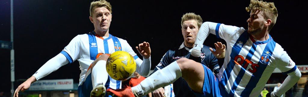 Ross County 3-2 Killie