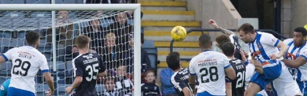 Dundee 1-1 Killie