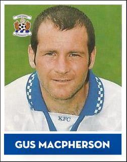Gus MacPherson