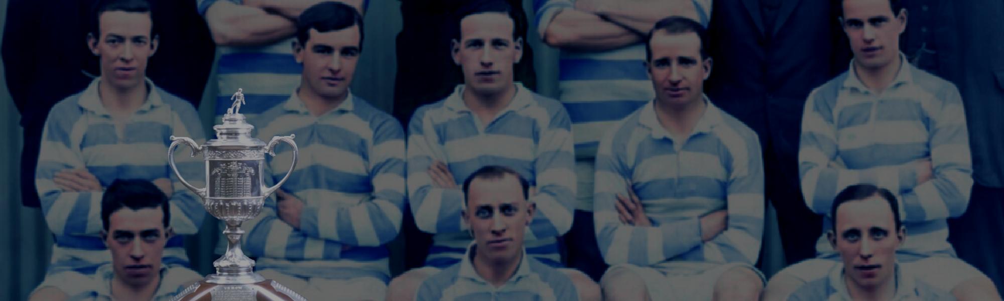 1928-29 Scottish Cup Winners