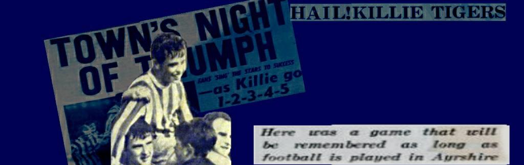Killie 5-1 Eintracht Frankfurt