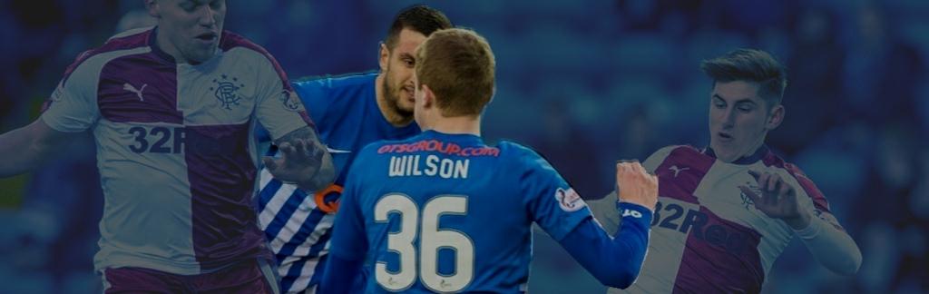 Killie 0-0 Rangers