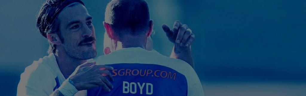 Kris Boyd's Testimonial Match