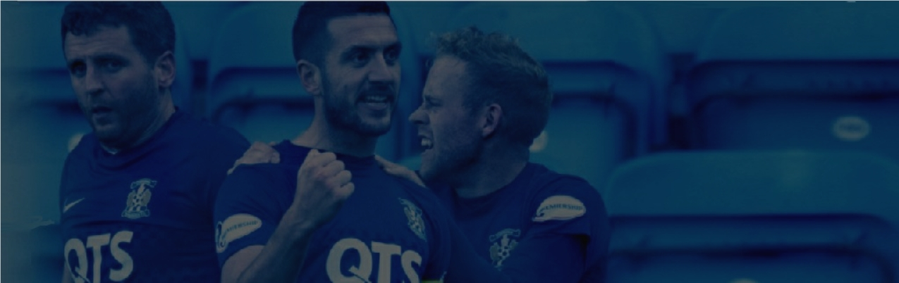 Killie 1-0 Buddies