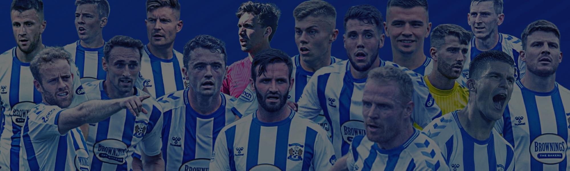 Squad 2021-22