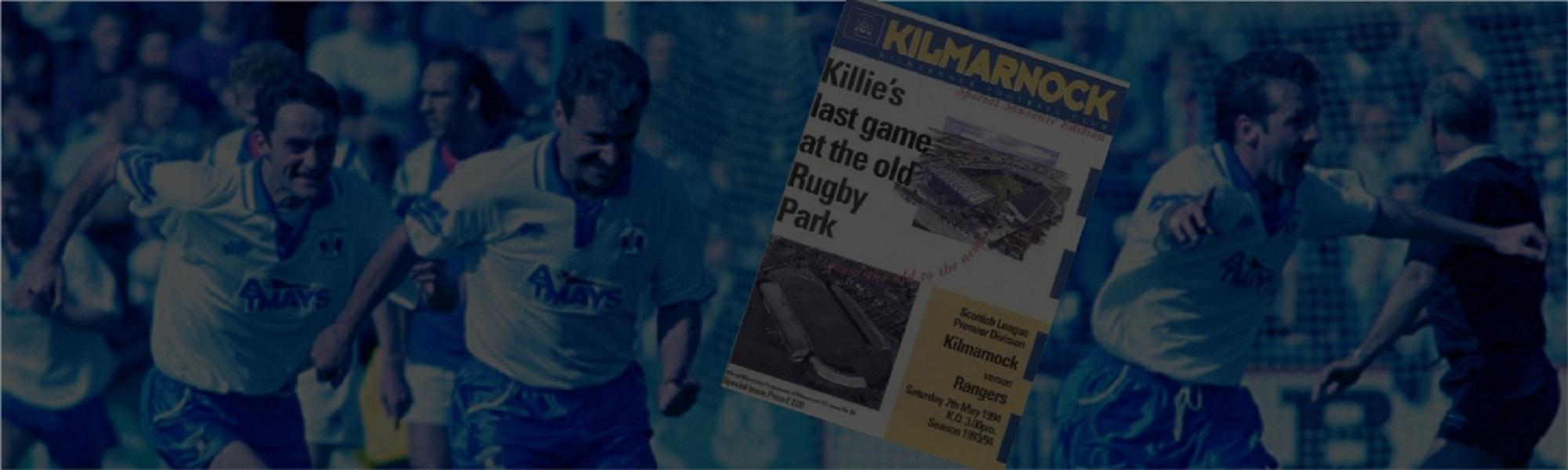 Killie 1-0 Rangers