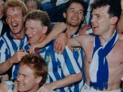 Killie clinch promotion in the 1989-90 season finale!